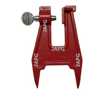 Universal Chainsaw Stump Vice Bar Clamp Tool for Holding Bar Firm when sharpening Part